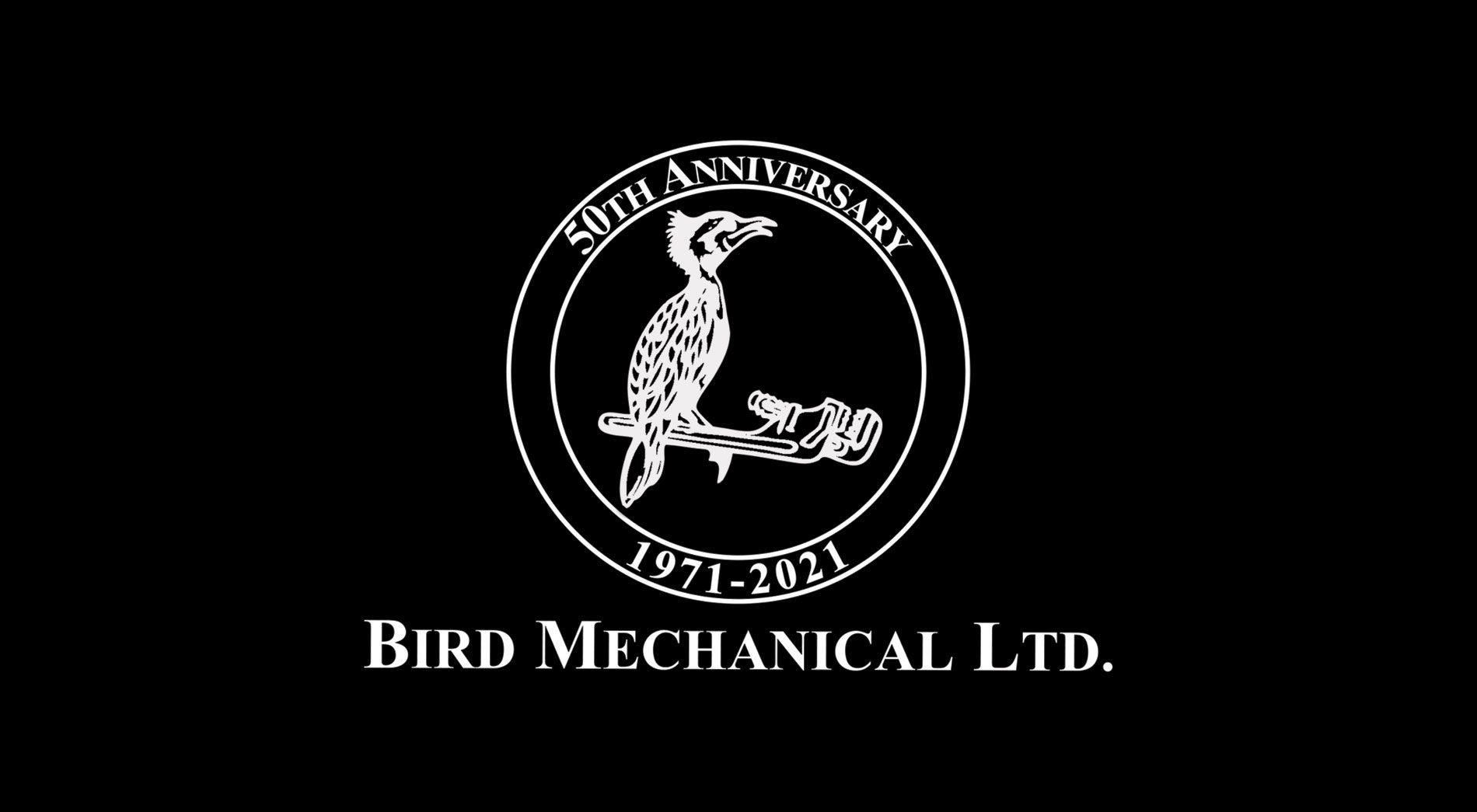 bird mechanical 50th